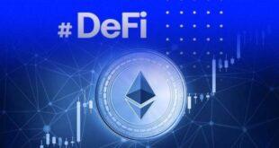 Desplome del protocolo DeFi, presenta caída en precios de 99%