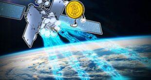 Nodo satélite de Bitcoin en Venezuela realiza transacciones sin internet
