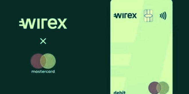 Nueva tarjeta compatible con Mastercard de Wirex