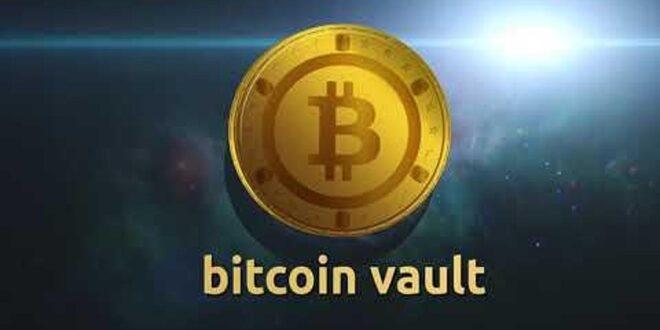 Bitcoin Vault sufre drástica caída
