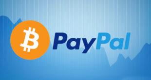PayPal permitirá comprar, vender y pagar con criptomonedas