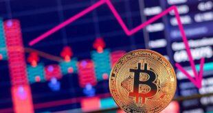 Bitcoin perdió el nivel de USD 16,000 en el fin de semana
