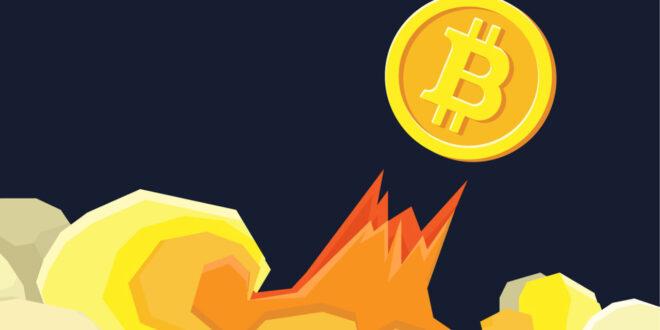 Precio histórico de Bitcoin, supera los USD 15,000