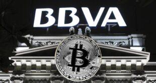 BBVA, anunció servicios de compra-venta y custodia de Bitcoin