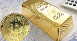 Bitcoin se comerá la cuota de mercado del oro: JPMorgan