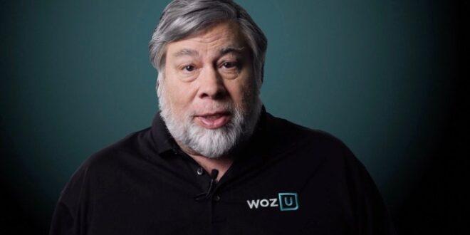 Steve Wozniak, cofundador de Apple, lanza su propia criptomoneda