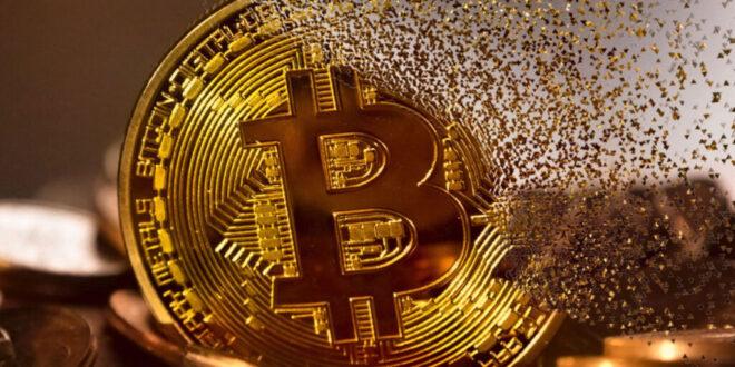 Británicos advirtieron sobre los riesgos de las criptomonedas a medida que el precio de bitcoin se desploma