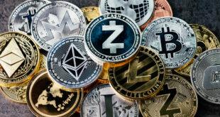 Las criptomonedas más pequeñas están aumentando después del repunte de bitcoin a más allá de los USD 34,000