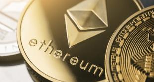 Ether alcanza los $ 1,800 por primera vez