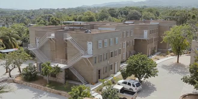 edificio de viviendas sustentables