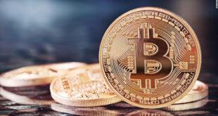 Bitcoin pierde fuerza después de tocar brevemente los 60,000 dólares