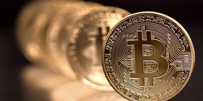 Bitcoin se hunde por debajo de $ 55,000