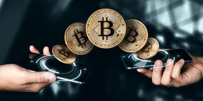 Usuario de Bitcoin mueve $ 300 millones