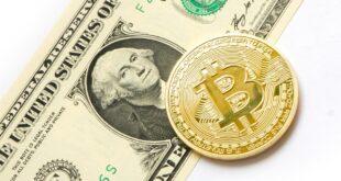 El bitcoin por las nubes